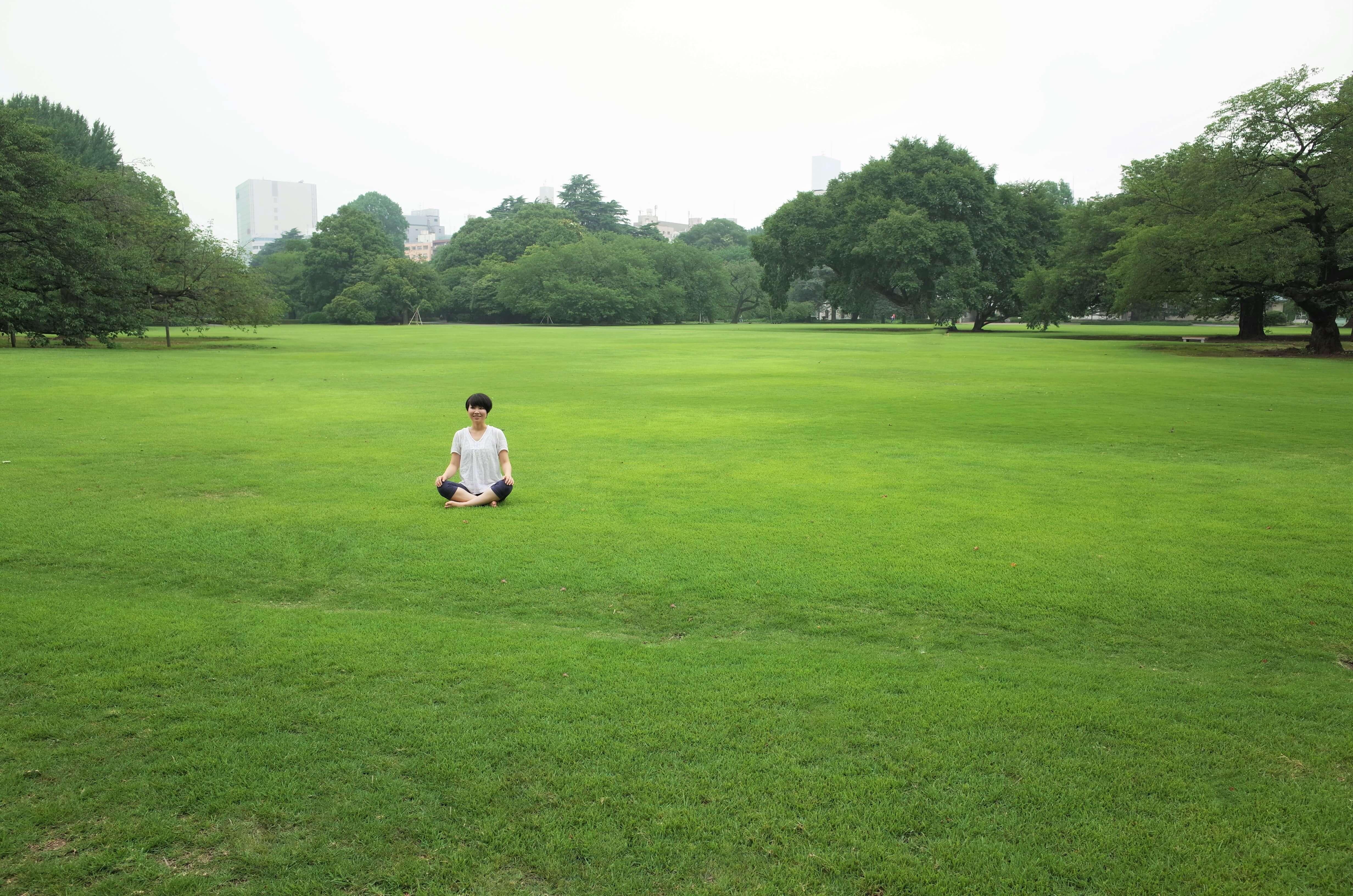 川崎市宮前区のヨガ教室「さぎぬまヨガ」